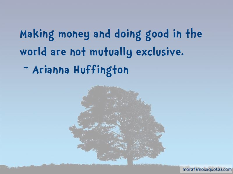 Quotes About Doing Good In The World