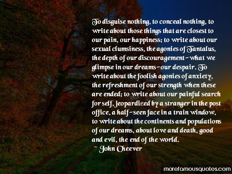Quotes About Dreams About Love