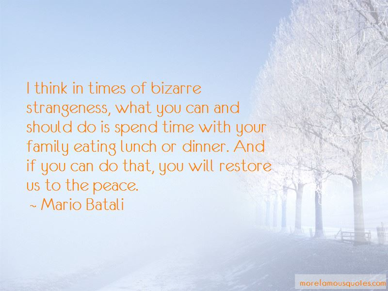 Quotes About Eating Dinner With Family