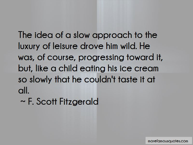 Quotes About Eating Slowly