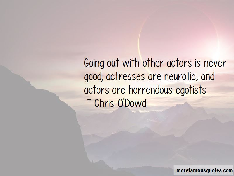 Quotes About Egotists