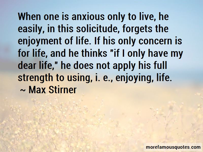 Quotes About Enjoying Life As It Is: top 42 Enjoying Life As ...