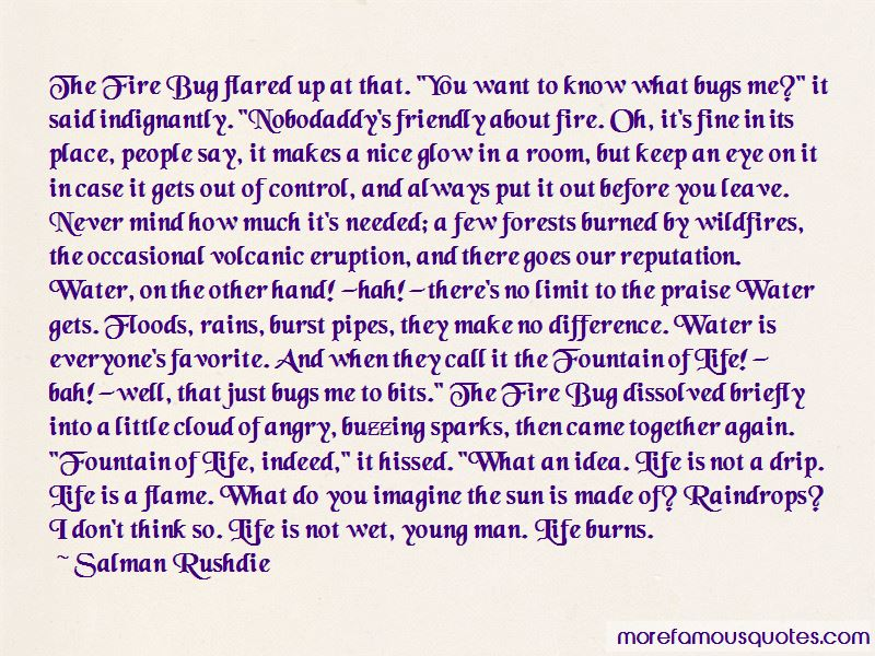 Quotes About Eruption