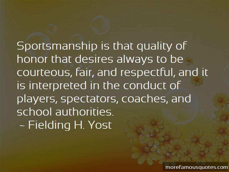 Fair Sportsmanship Quotes Pictures 2