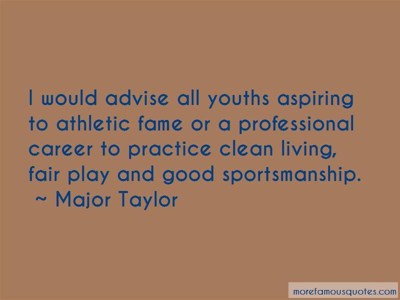 Fair Sportsmanship Quotes Pictures 3