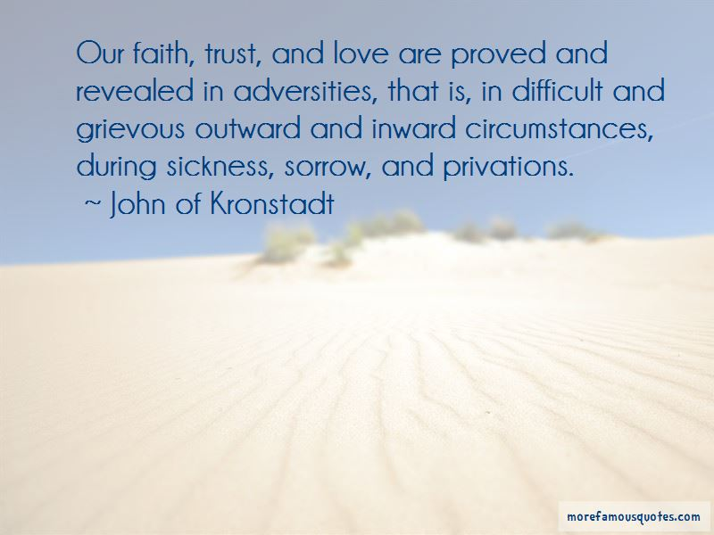 Quotes About Faith During Sickness