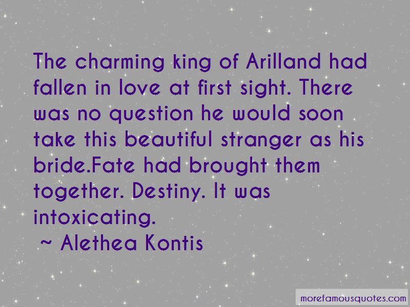 Fate And Love Destiny Quotes Pictures 2