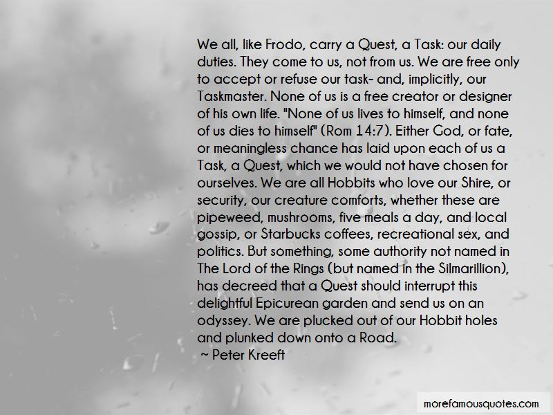 Fate In The Odyssey Quotes Pictures 2