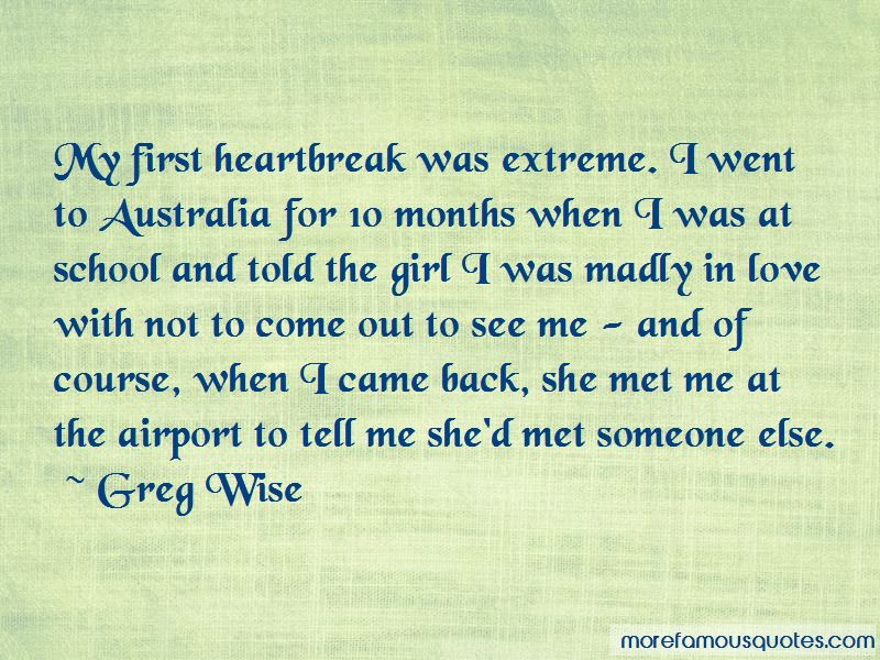 Quotes About First Love Heartbreak
