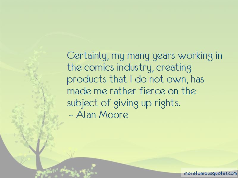 Quotes About Giving Up Rights
