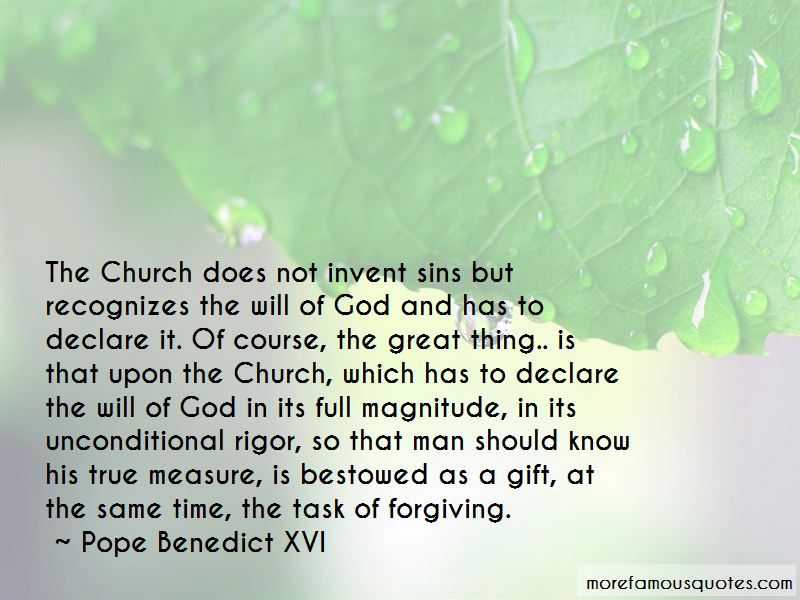 Quotes About God Forgiving Our Sins