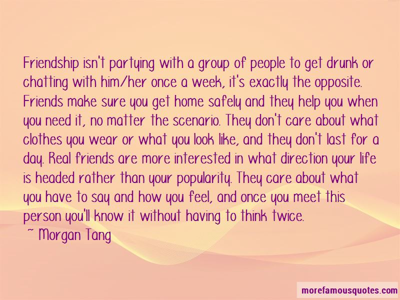 Quotes About Having A Group Of Friends