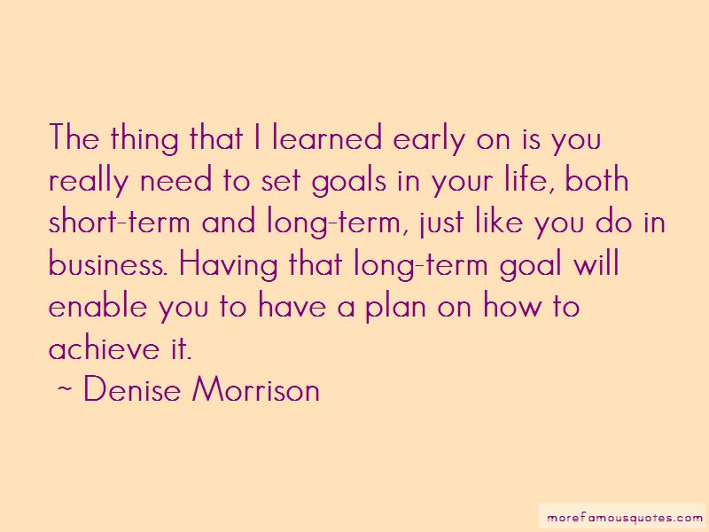 Having Goals In Life Quotes Pictures 3