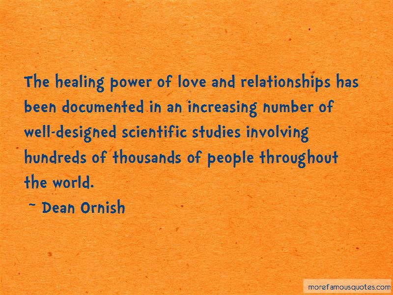 Healing Power Of Love Quotes Pictures 4