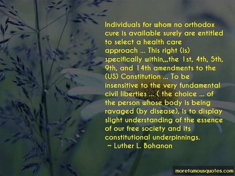 Quotes About Health Care Being A Right