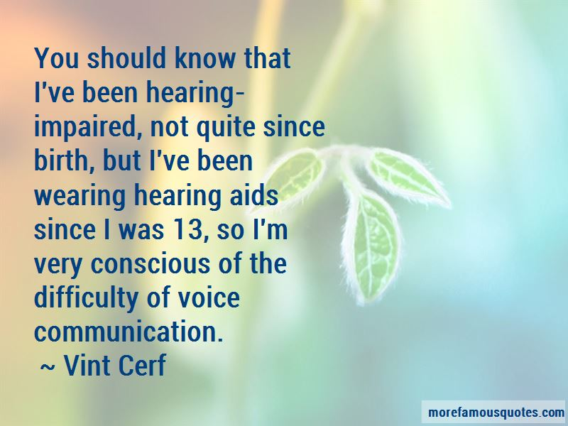 Hearing Aids Quotes Pictures 2