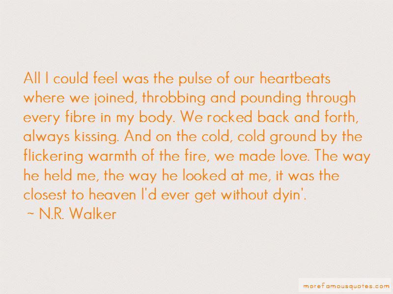 Quotes About Heartbeats And Love