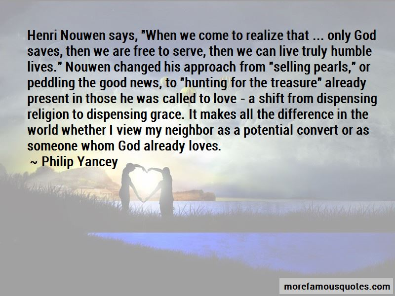 Quotes About Henri Nouwen: top 7 Henri Nouwen quotes from ...