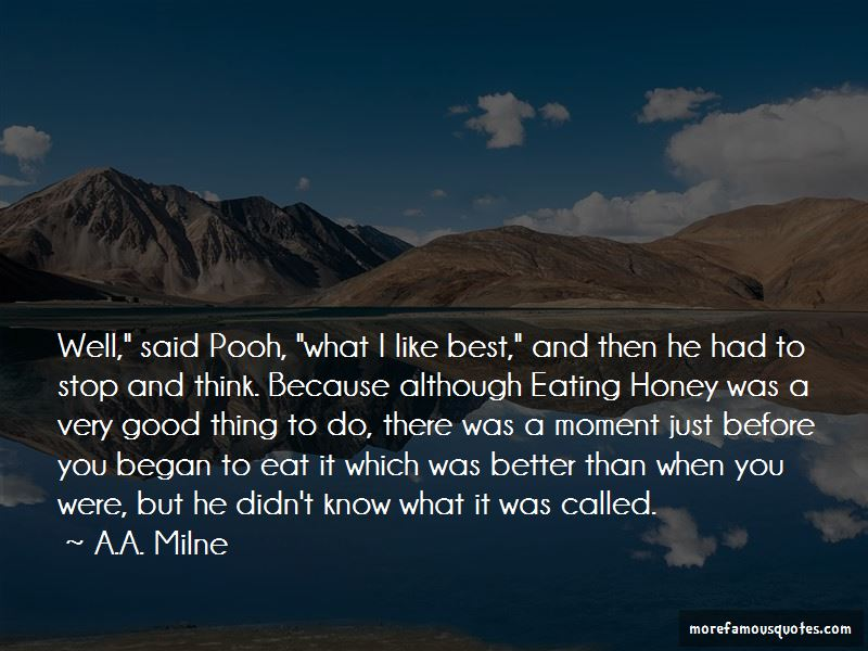 Honey Pooh Quotes Pictures 3