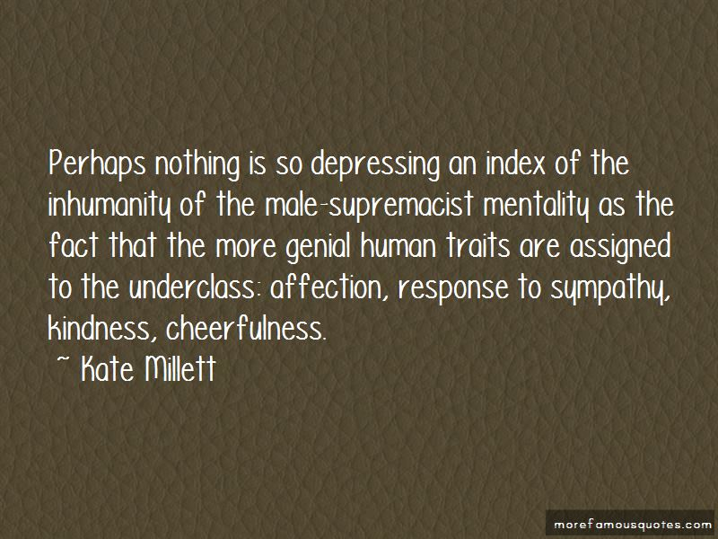 Quotes About Human Traits