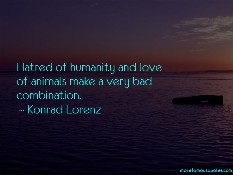 humanity and love