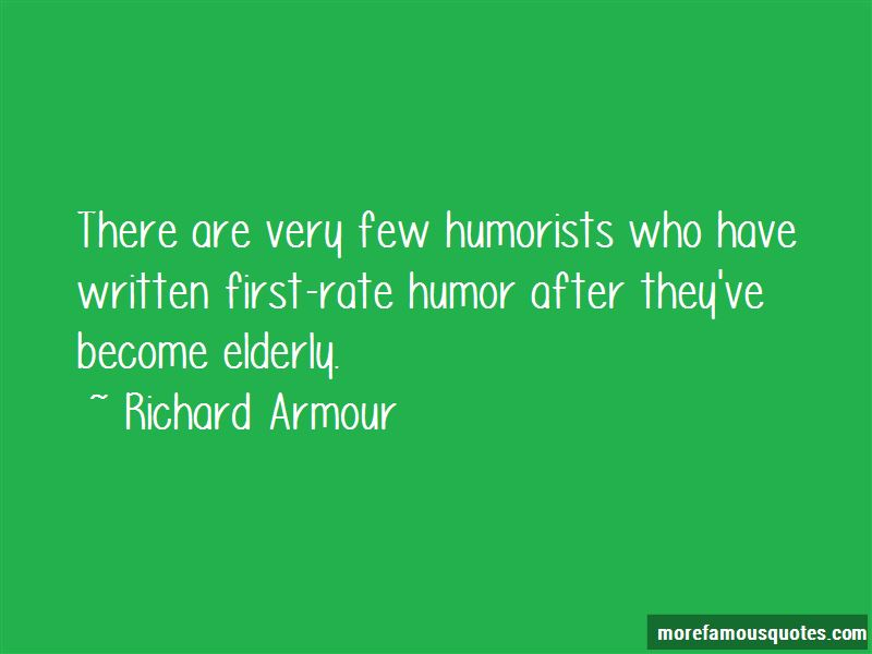 Quotes About Humorists