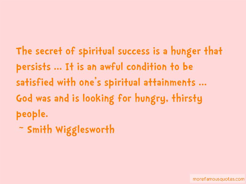 Quotes About Hunger For Success