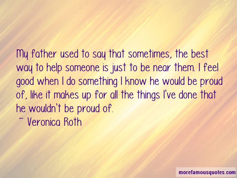 Quotes About I Feel Good