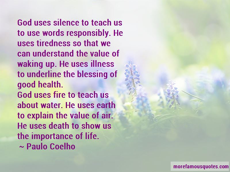 Quotes About Importance Of Good Health