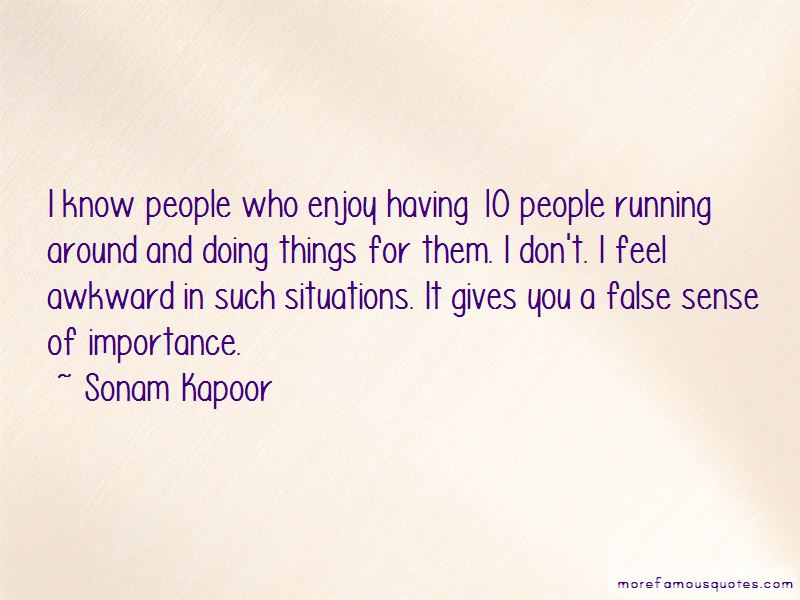 Quotes About Importance