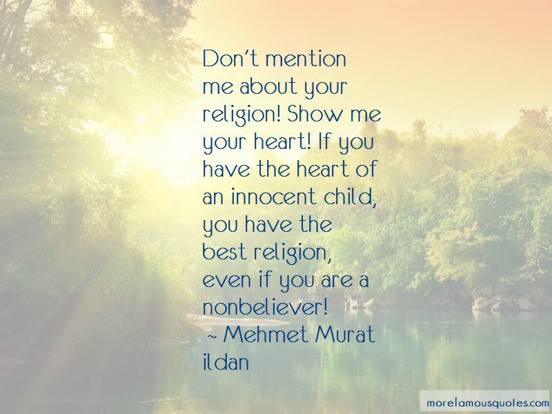Innocent Child Quotes Pictures 3