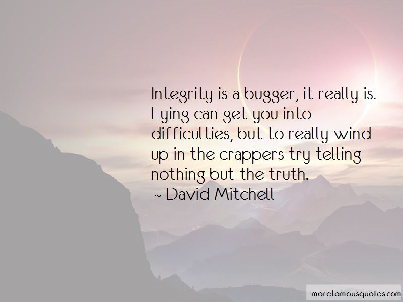 Quotes About Integrity And Lying