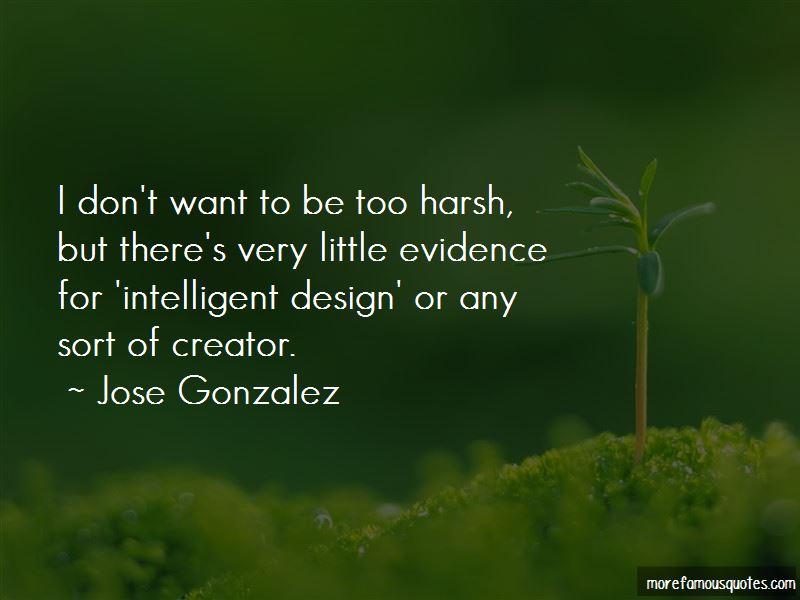 Quotes About Intelligent Design