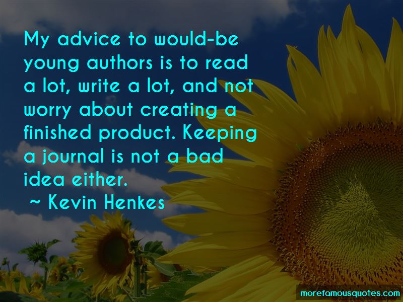Quotes About Keeping A Journal