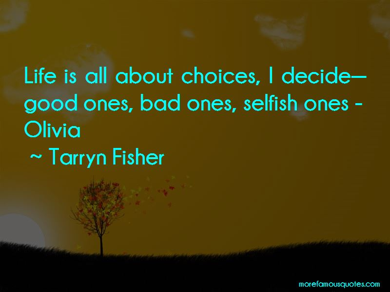 Quotes About Life Is All About Choices