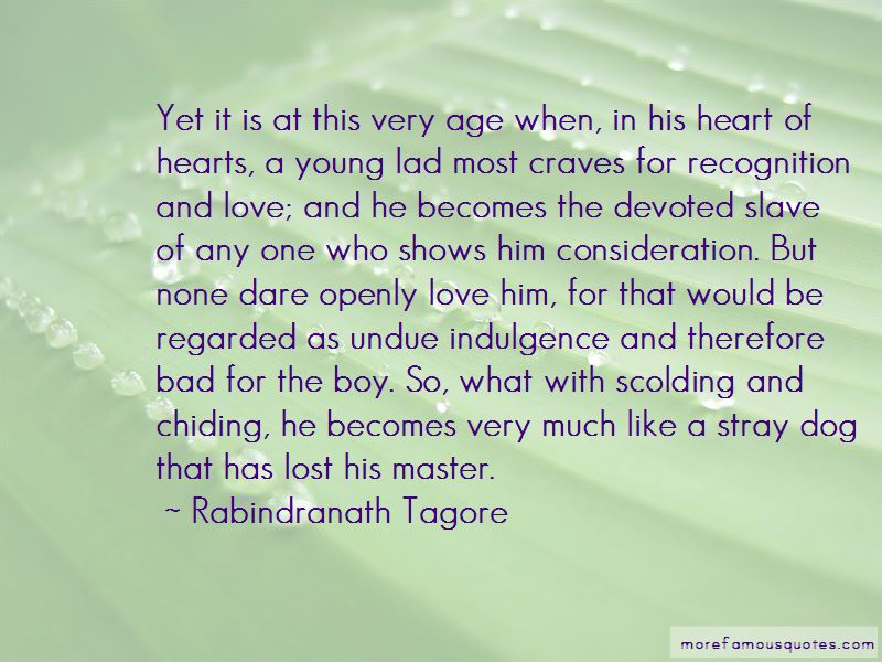 Quotes About Love At Young Age