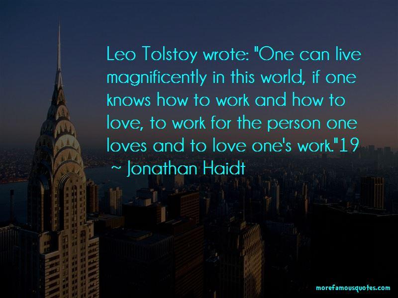 Love Leo Tolstoy Quotes Pictures 2
