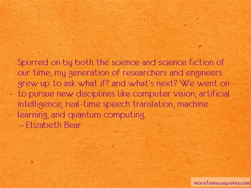 Quotes About Machine Learning