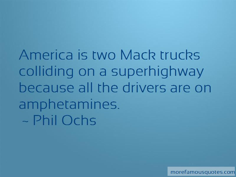 Quotes About Mack Trucks