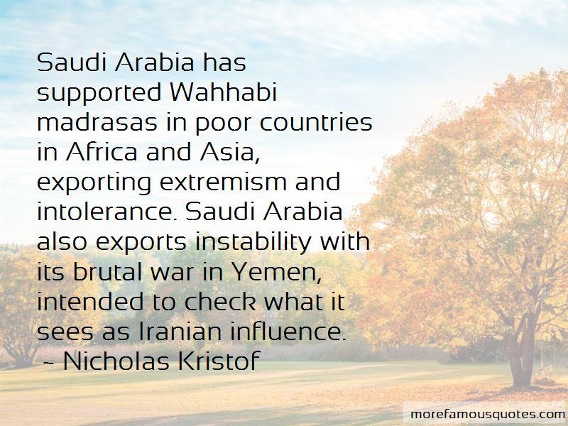 Wahhabi quotes