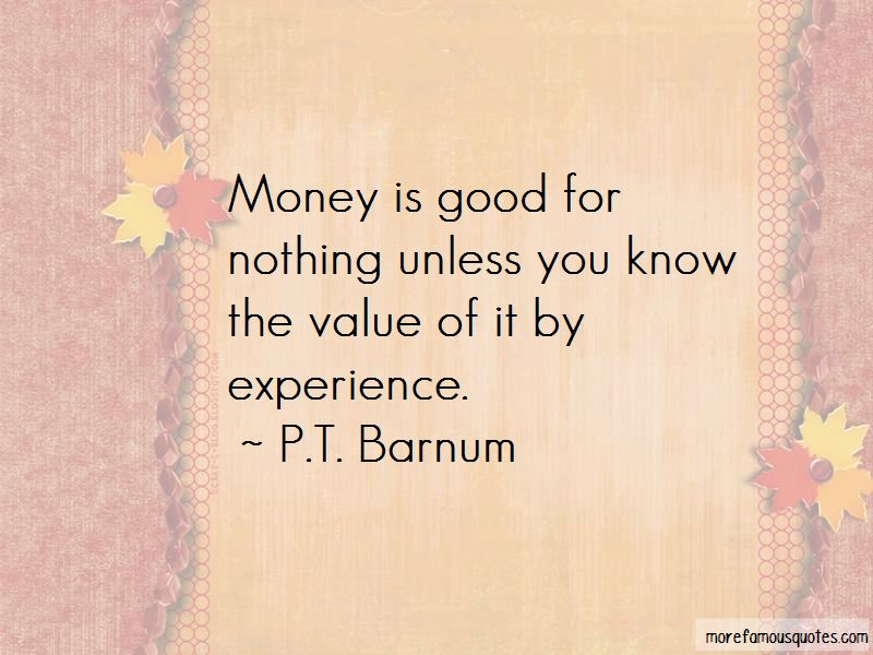 Money Is Good Quotes Pictures 3
