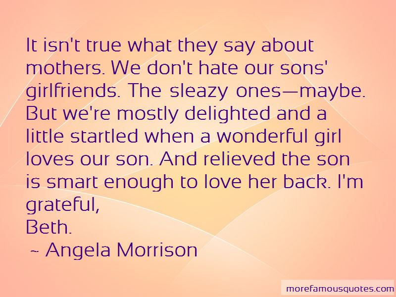 Quotes About Mothers Love For Her Son Top 4 Mothers Love For Her