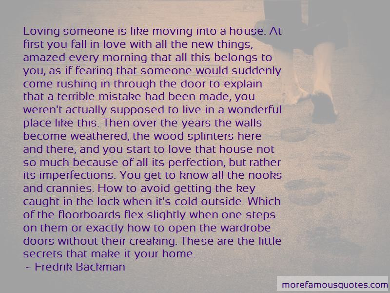 Quotes About Moving Into A New Home