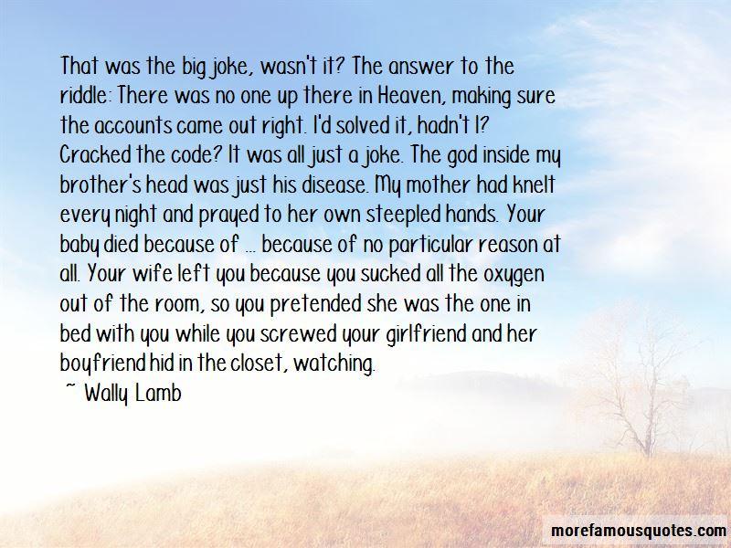 Quotes About My Boyfriend Died: top 7 My Boyfriend Died ...