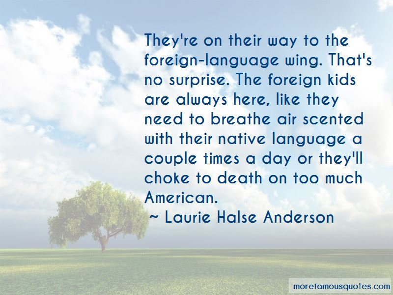 Quotes About Native American Language