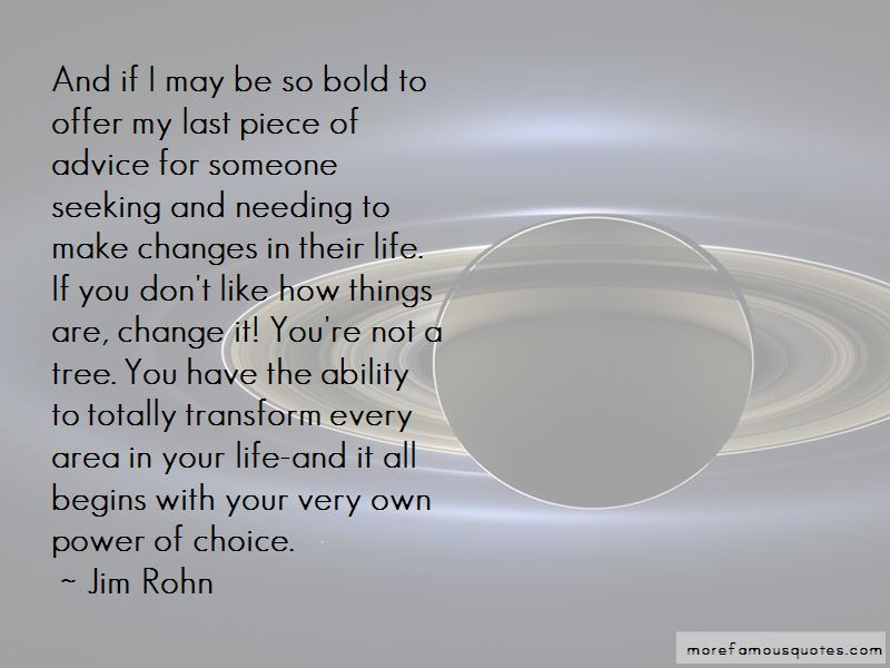 Quotes About Needing Change In Life Top 1 Needing Change In Life