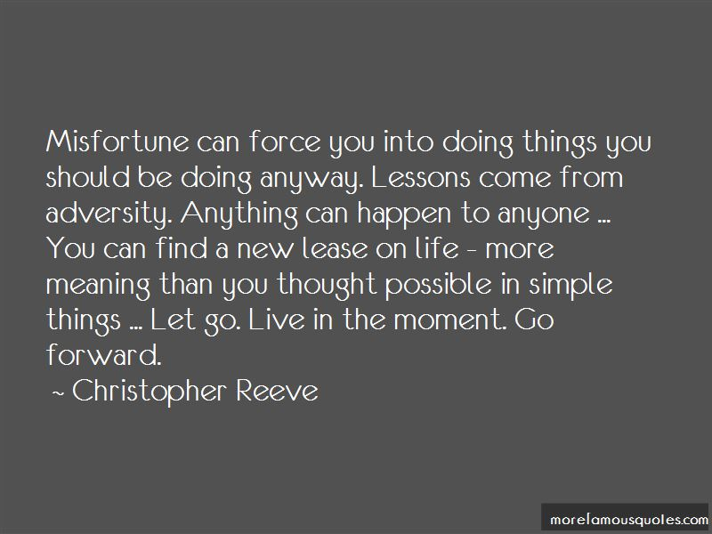 New Lease On Life quotes about new lease on life: top 15 new lease on life quotes