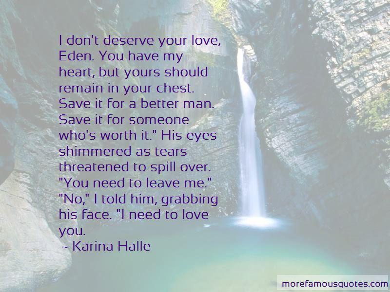 No Man Is Worth Your Tears Quotes Pictures 2