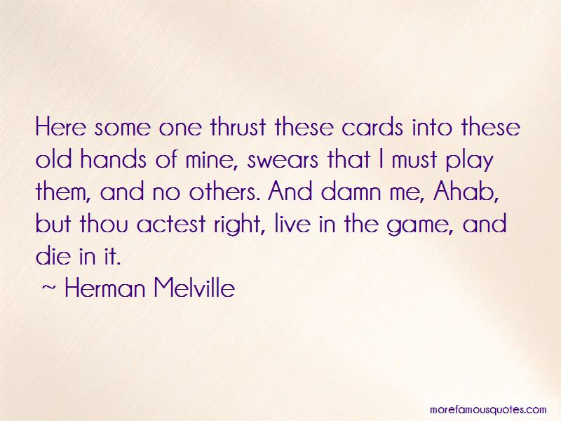 Old Hands Quotes Pictures 2