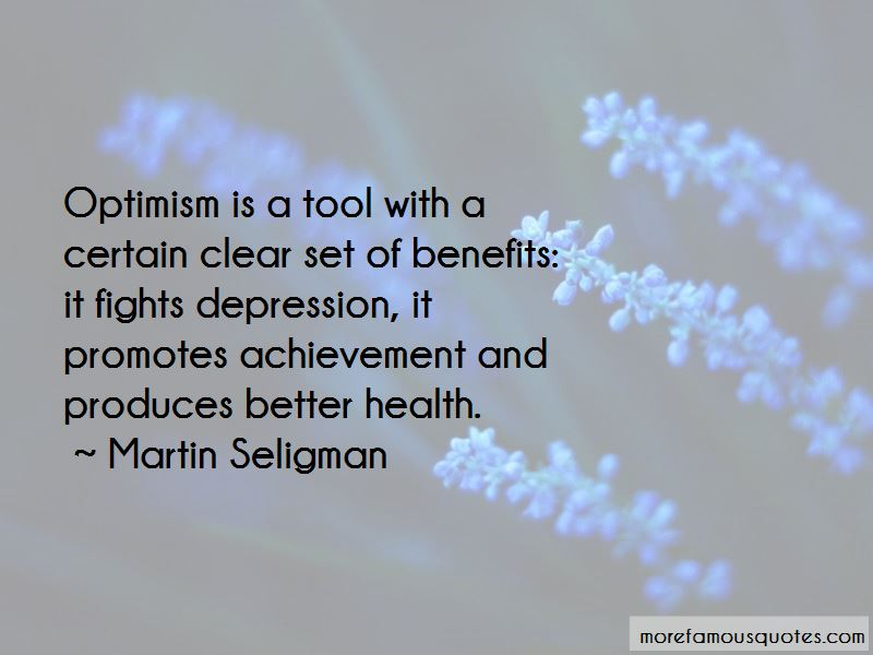Optimism And Health Quotes Pictures 4